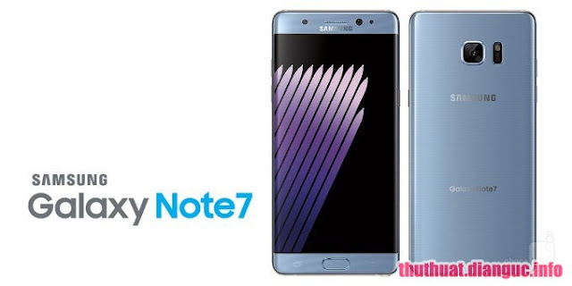 Rom full 4 file + PIT cho Samsung Galaxy NOTE 7 (SM-N930F)