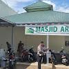 Kerja Bakti Satlantas Polres Takalar Sasar Masjid
