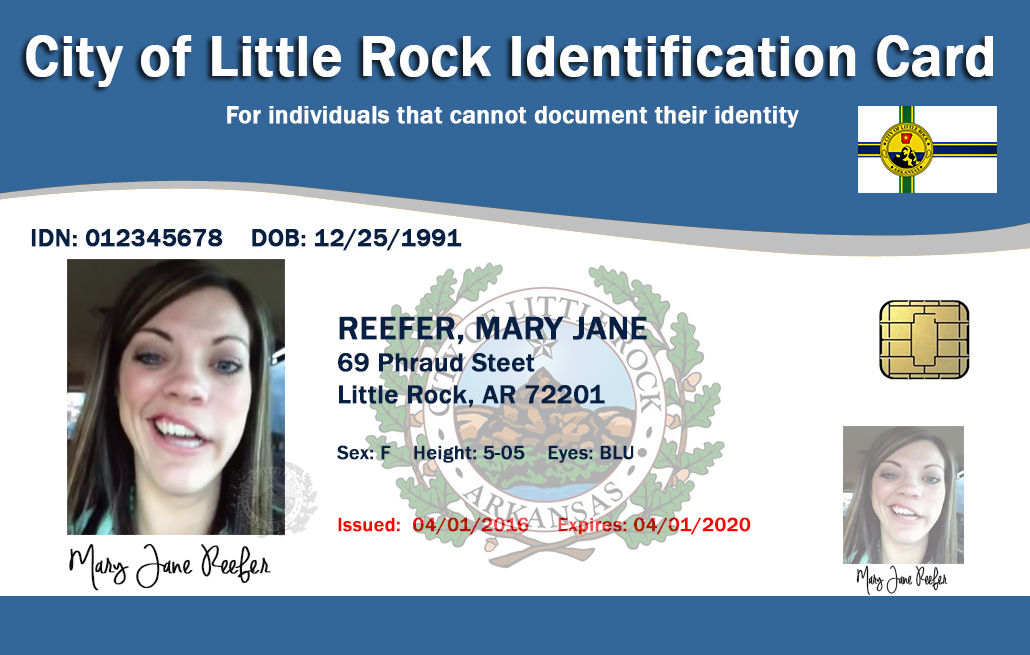 Id Rock Of Little Creek Tabloid To Issue Residents City Cards Undocumented
