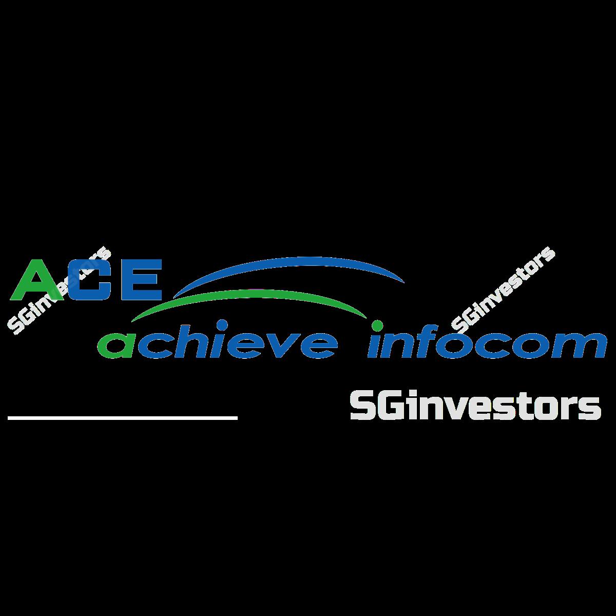 ACE ACHIEVE INFOCOM LIMITED (SGX:A75) @ SGinvestors.io