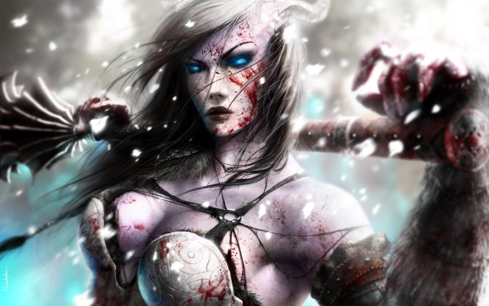 3d comic blade maidens episode 6 8