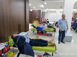 Donor Darah, Aksi Sosial TPK KOJA Yang Rutin