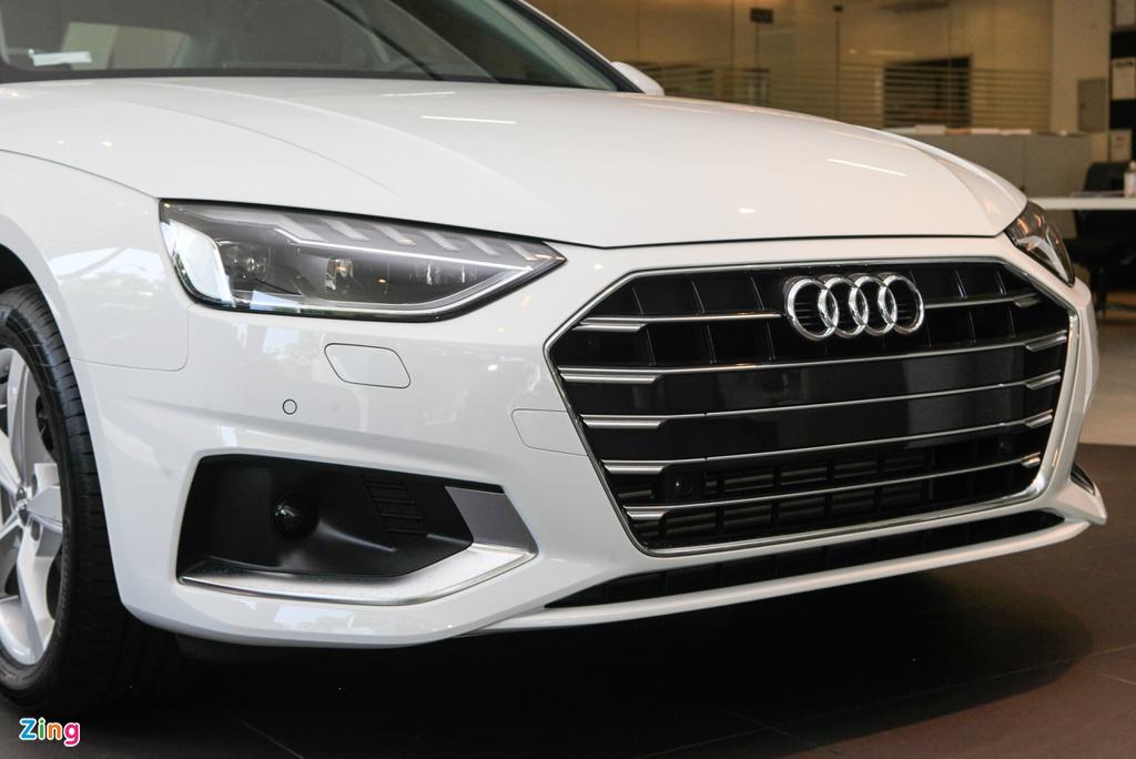 Chi tiết Audi A4 2020 tại VN, đối thủ Mercedes C-Class và BMW 3-Series