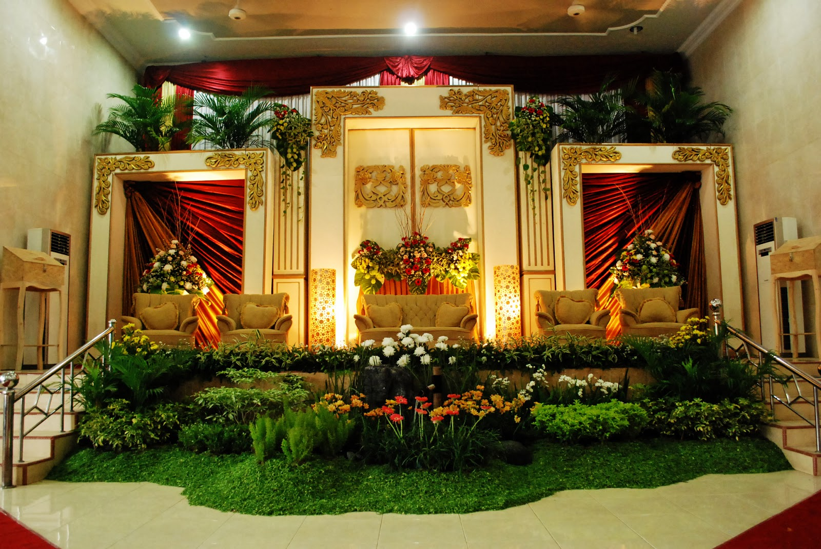 D'Classic Wedding Organizer Cirebon: GALERI DECORASI