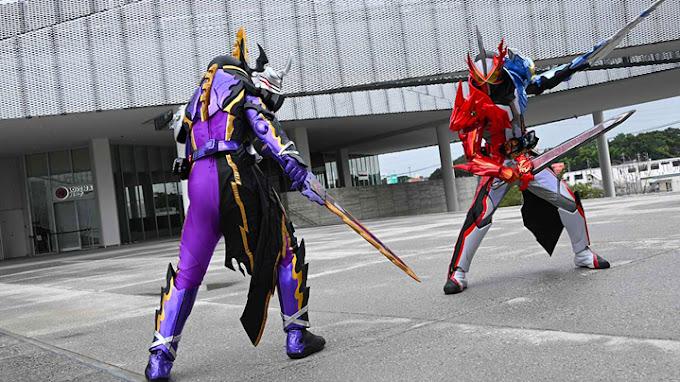 Kamen Rider Saber Episode 8 Subtitle Indonesia