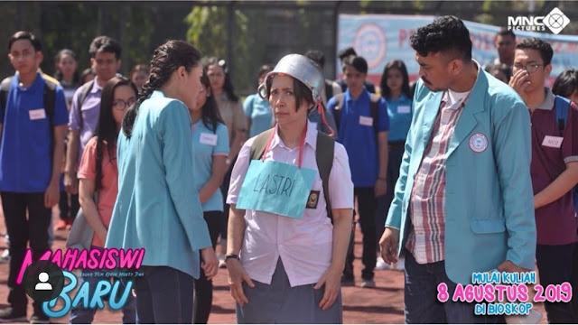 film mahasiswa baru