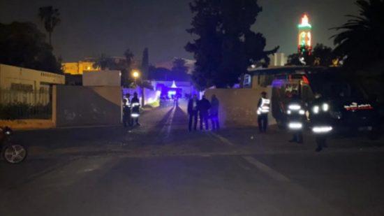 عاجل : مدينة انزكان تتوصل بحصتها من لقاح فيروس كورونا وسط حالة من الاستنفار والظروف الأمنية المشددة .