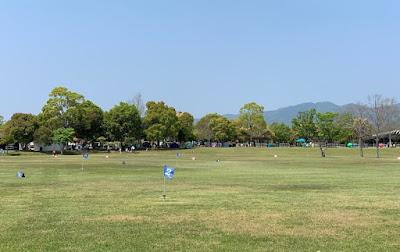 吉野ヶ里公園 西の芝生広場