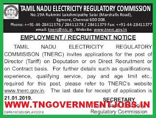 tnerc-director-tariff-post-recruitment-press-notification-last-date-21-01-2019-tngovernmentjobs