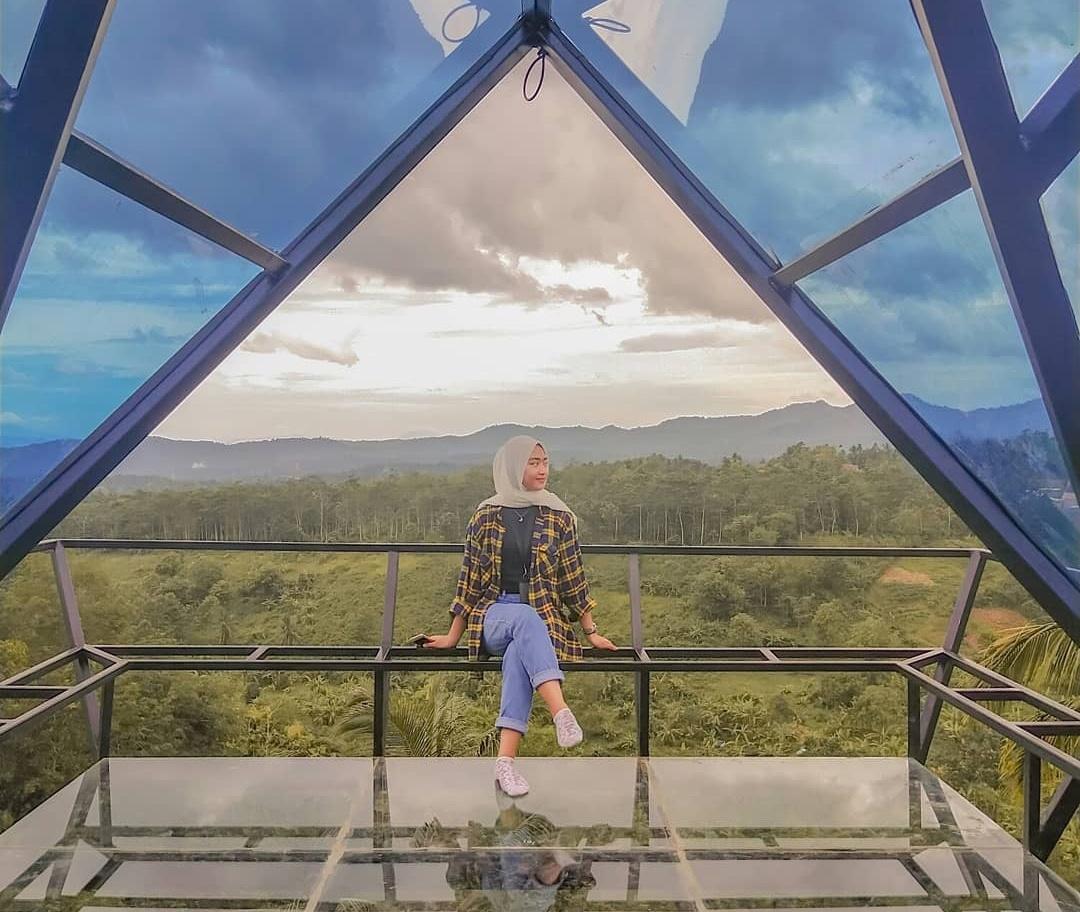 Wisata Pintu Langit Kemiling Bandar Lampung