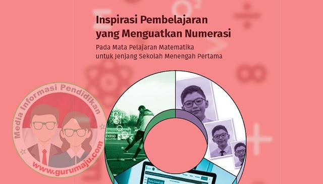 Buku Inspirasi Pembelajaran yang Menguatkan Numerasi Pada Mata Pelajaran Matematika SMP dan Mata Pelajaran Selain Matematika SMP
