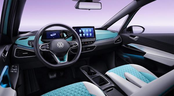 Volkswagen ID.3 China