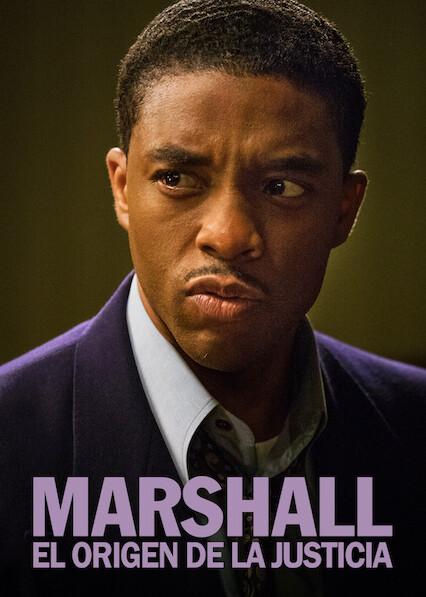 Marshall (2017) Full HD 1080p Latino