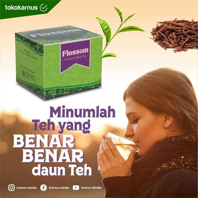 Teh Flossom Premium Black Tea