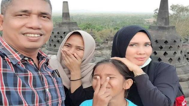 Cerita Khairuddin Siregar Temukan Istrinya yang Hilang saat Ditinggal Kerja, Gelar Sayembara Rp 150 juta hingga Akhirnya Terdeteksi di Jawa Timur