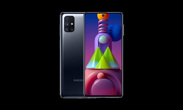 هاتف سامسونج SAMSUNG GALAXY M51