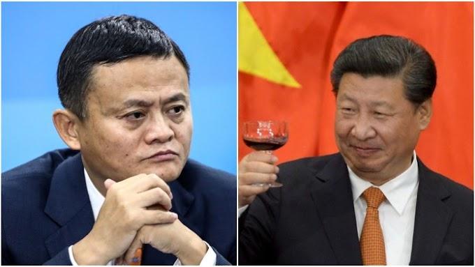 अलीबाबा के मालिक  को भारी पड़ी चीनी राष्ट्रपति की आलोचना - 2 महीने से लापता हैं जैक मा