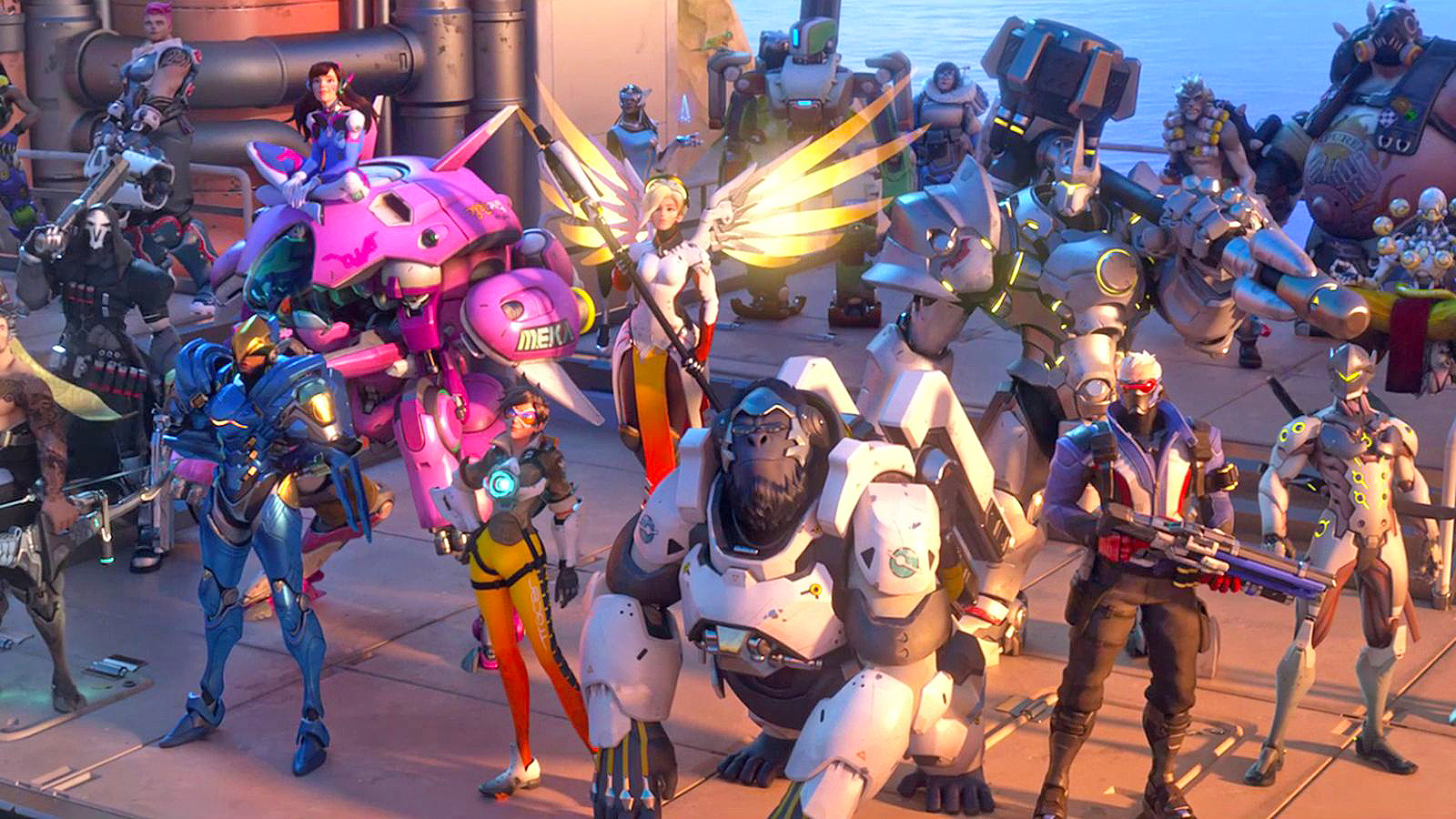 Overwatch will get new modes in 2016 and they will surely do new paid and free maps and heroes.