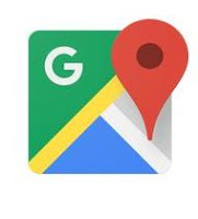 gambar aplikasi google maps