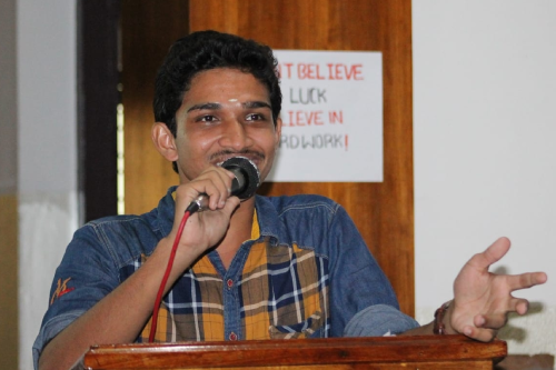 Nandu S Nair