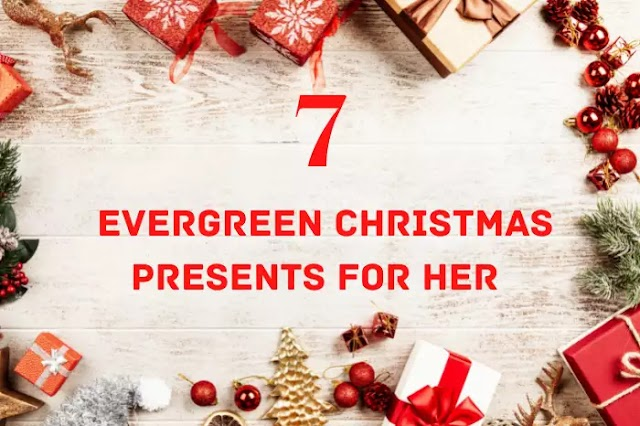 You Can't Wait To Buy These Evergreen Christmas Presents For Her