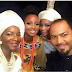 Photos from Genevieve Nnaji's younger sister's wedding