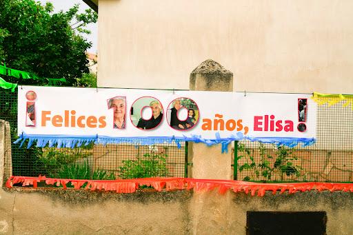 Homenaje a Elisa de Frutos