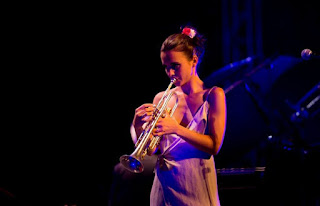 El Festival de Jazz de Barcelona cierra su edición 49 andrea motis / stereojazz