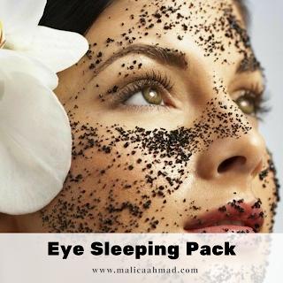 Masker alami untuk wajah cantik