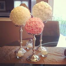 Do It Yourself Table Decorations