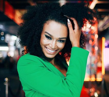 Amazing:Check out new house Pearl Thusi acquired for herself – video