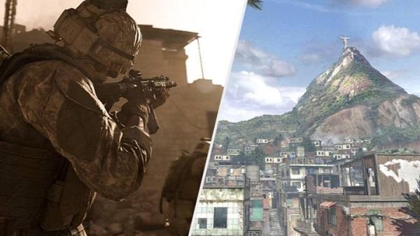 إشاعة : المزيد من الخرائط المقتبسة من MW2 قادمة إلى لعبة Call of Duty Modern Warfare
