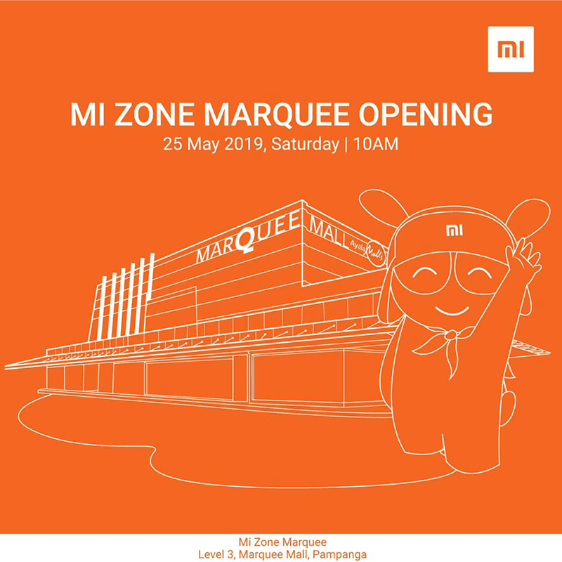 Xiaomi to open first store outside of Metro Manila on May 25