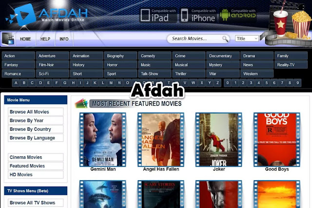 Afdah : Free Movie Streaming Sites No Sign Up