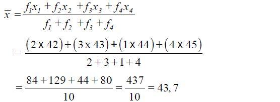 Soal Matematika Kelas 6 SD Bab Pengolahan Data dan Kunci Jawaban
