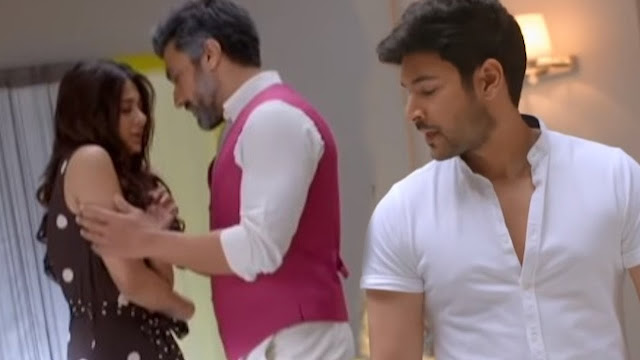 What !  MJ tries to molest Maya crosses all limits behind Rudra in Sony Tv Beyhadh 2