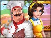 العاب بنات طبخ والعاب مطعم:kitchen craze