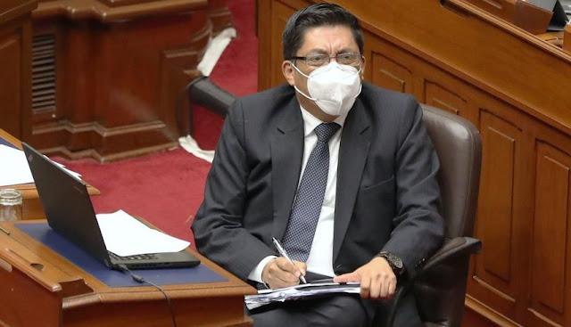 Congreso otorga voto de confianza al Gabinete Zeballos