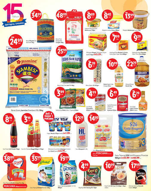 Tesco Malaysia Weekly Catalogue Offer