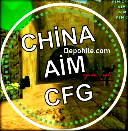 Counter Strike 1.6 China CFG Aim, Ses Kasma Her Server 2020