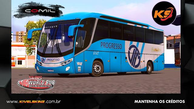 COMIL 1200 4X2 - VIAÇÃO PROGRESSO