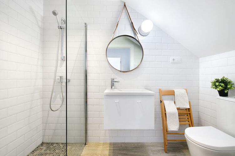 Como decorar una vivienda para alquilarla más rápido, baño