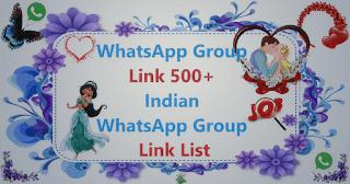 WhatsApp Group Links 500+ Indian WhatsApp Group Link List image