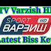 TV VARZISH New Frequency  Biss Key