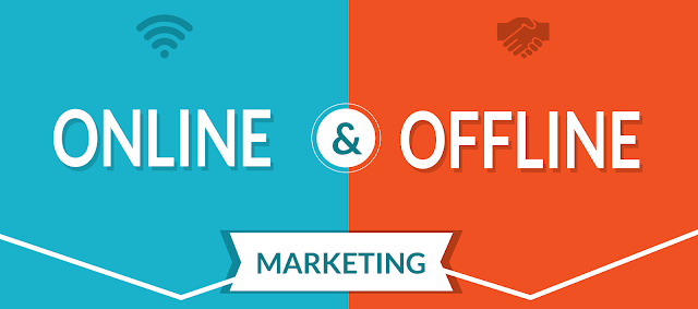 Online Marketing V/s Offline Marketing