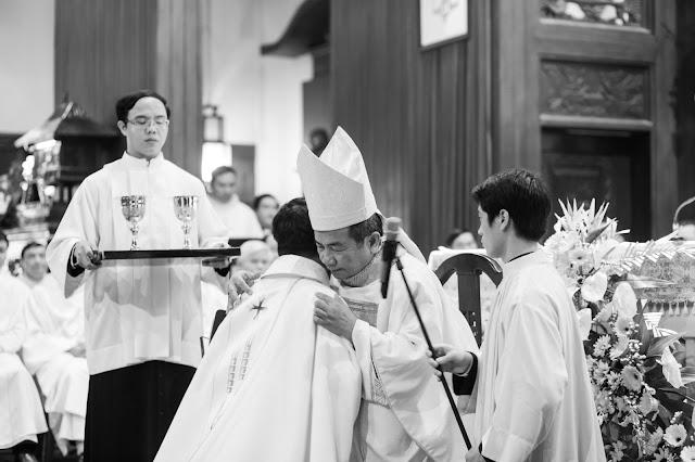 Lễ truyền chức Phó tế và Linh mục tại Giáo phận Lạng Sơn Cao Bằng 27.12.2017 - Ảnh minh hoạ 33