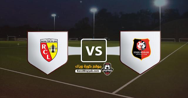 نتيجة مباراة رين ولانس اليوم السبت 5 ديسمبر 2020 في الدوري الفرنسي