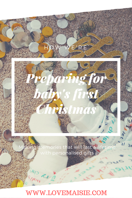 Preparing for baby's first Christmas! | Love, Maisie | www.lovemaisie.com