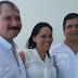 Brigada médica asistencial de las asociaciones civiles Ayuda Humanitaria Tamaulipas, A.C.,Ciudadanos libre de Río Bravo y Shayne y Tony.