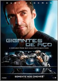 Download Filme Gigantes de Aço DVDRip AVI Dual Áudio